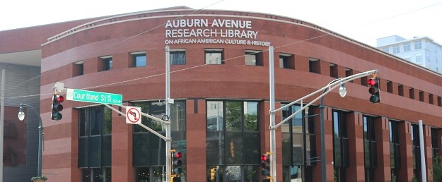 Auburn Avenue Research library exterior