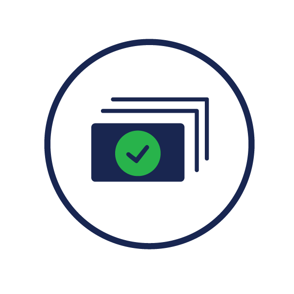 icon representing the Open Checkbook system