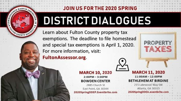 District Dialogues March20