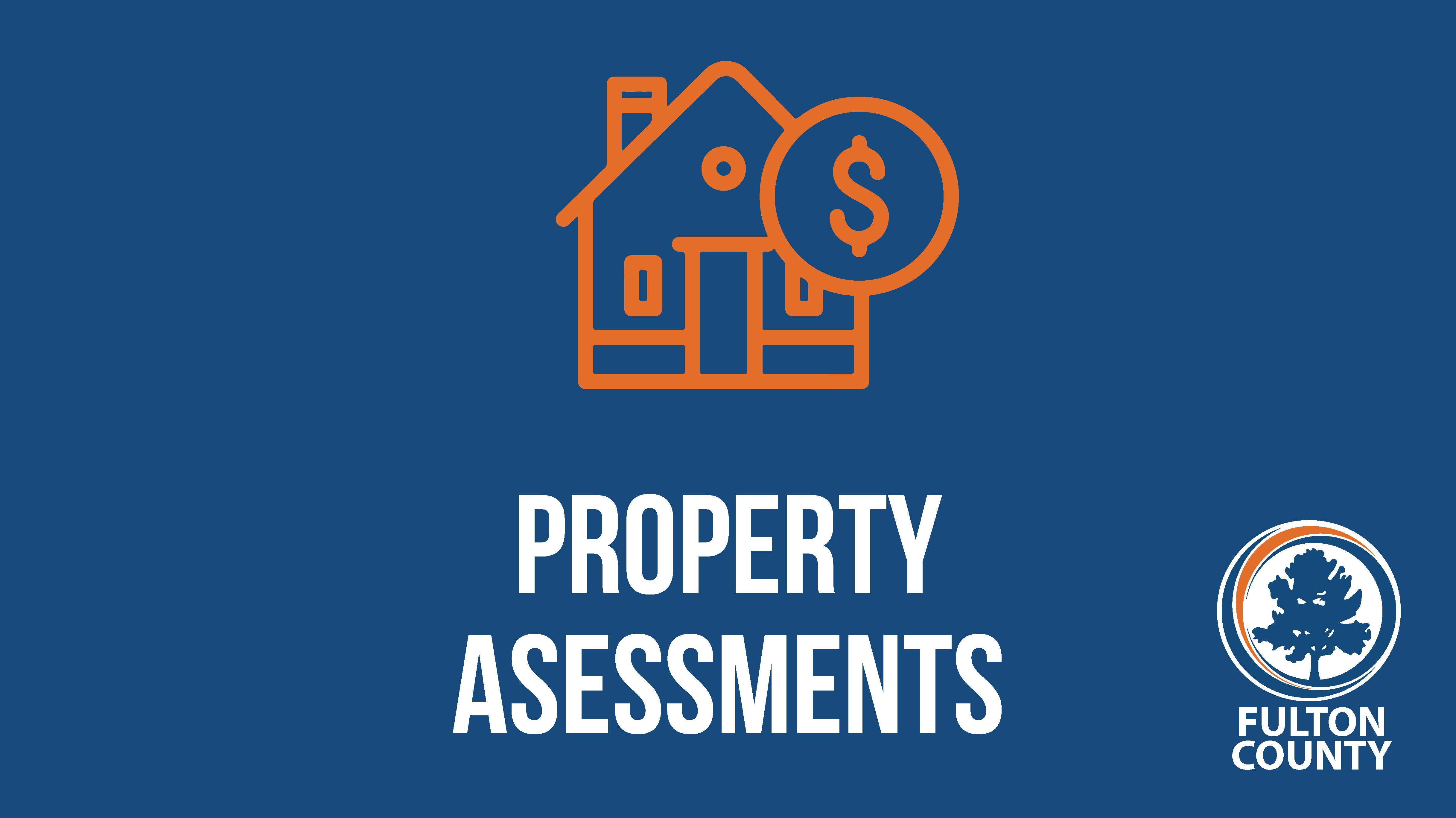 Property Assessments house icon