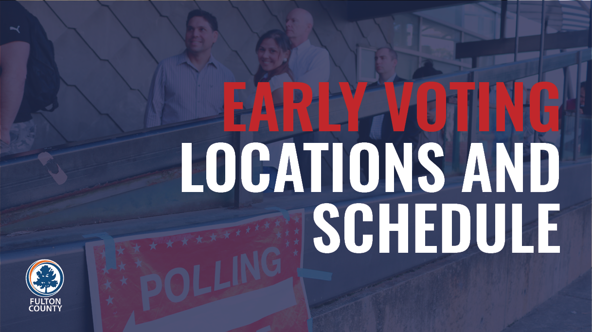 Early voting schedule august 2020